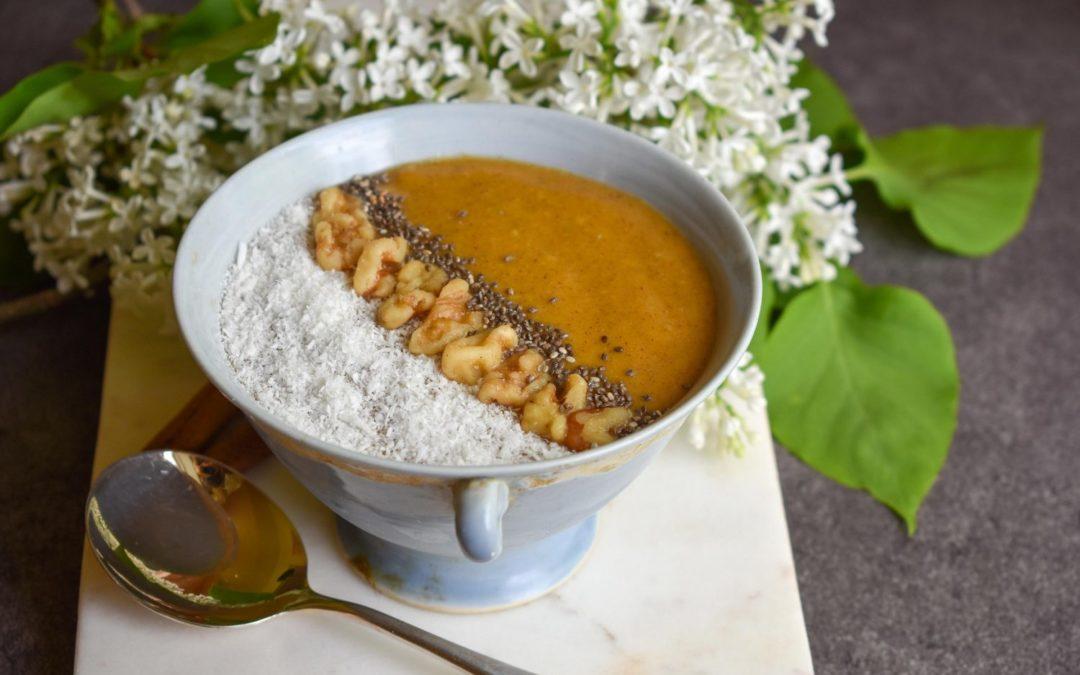 Goldene Milch Smoothie – milchfrei